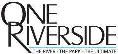 One Riverside logo