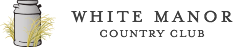 White Manor Country Club logo